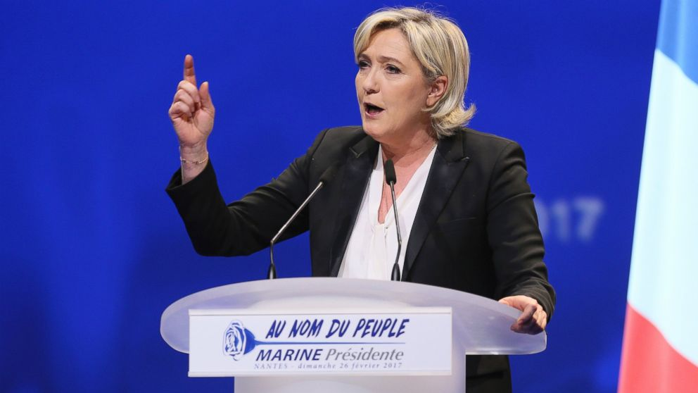 Terrorisme: l'Arme Populiste du Front National