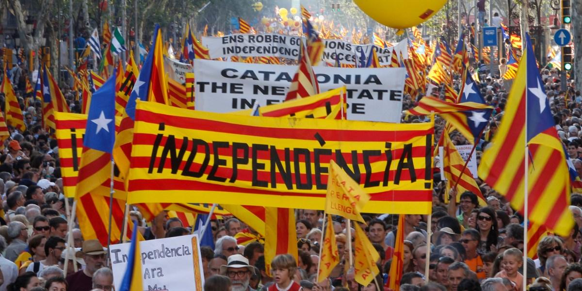 Catalogne : Un an après l'échec du référendum pour l'indépendance, la situation des indépendantistes remise en question