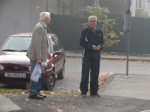 Umirovljenici se žale na nedostojne mirovine i uvjete života (foto: J. Grgurić)