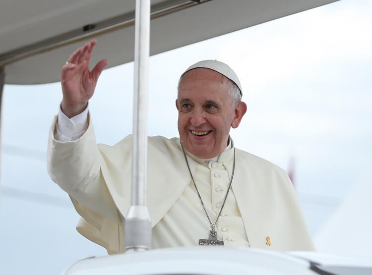 """Papa: """"Okrutno je i paradoksalno da danas postoji hrana za sve, ali nije svima dostupna"""""""