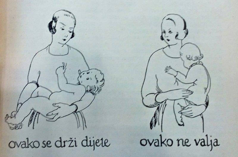 Prve domaćinske škole u Hrvatskoj otvarale su se kao prevencija rastave braka