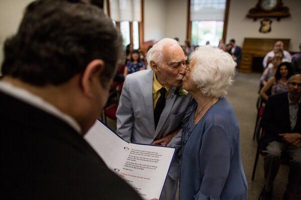 Njoj je 98 godina, a njemu 94. Upoznali su se – u teretani!