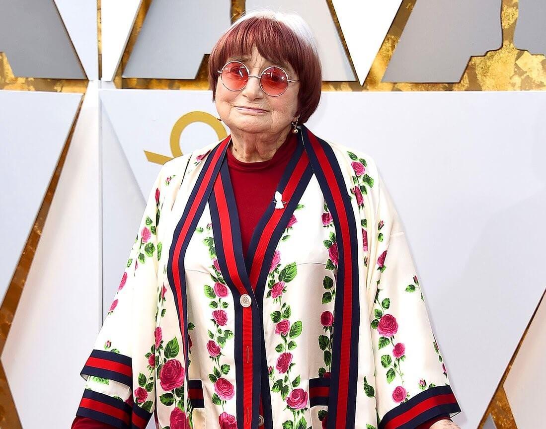 Agnès Varda, 89-godišnjakinja sa stilom zasjala na crvenom tepihu i pokazala mladima što je moda