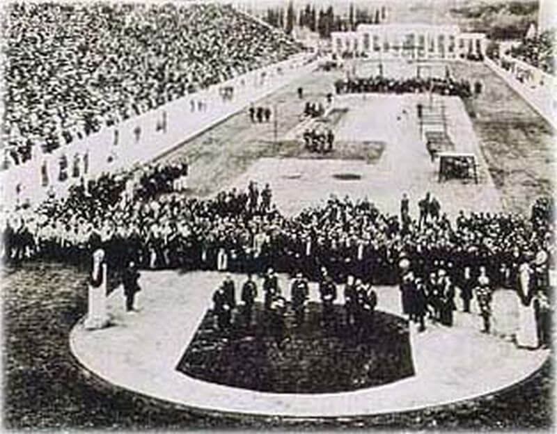 [6.4.] Održane prve Olimpijske igre modernog doba u Ateni