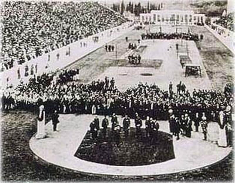 prve olimpijske igre 1896