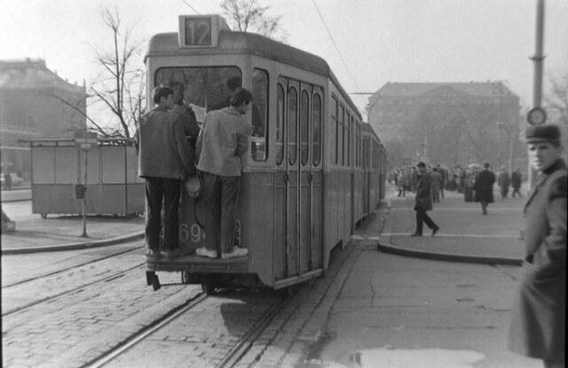 Nekad se u ZET-ovim tramvajima švercalo sa stilom: pulferi su bili rezervirani za najhrabrije fakine