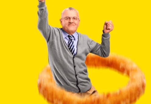Najbolji gifovi sa starijima koji nasmijavaju cijeli svijet