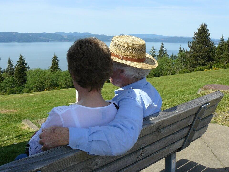 sretni umirovljenici