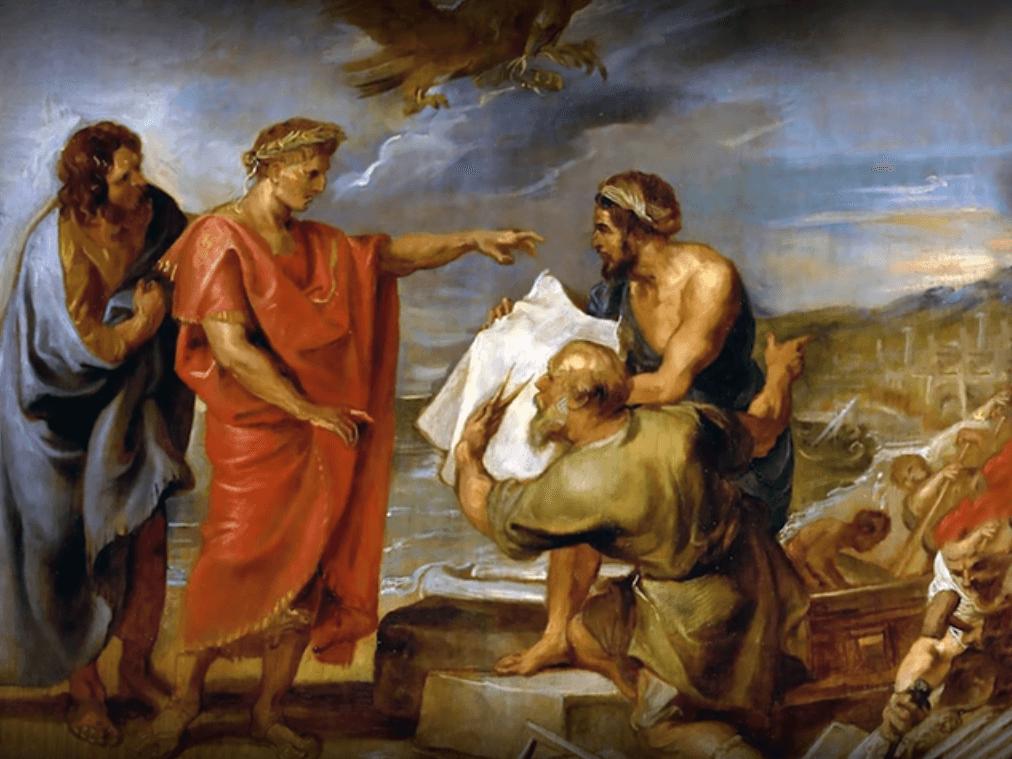[13.6.] Znate li kako je i kada kršćanstvo postalo legalno?