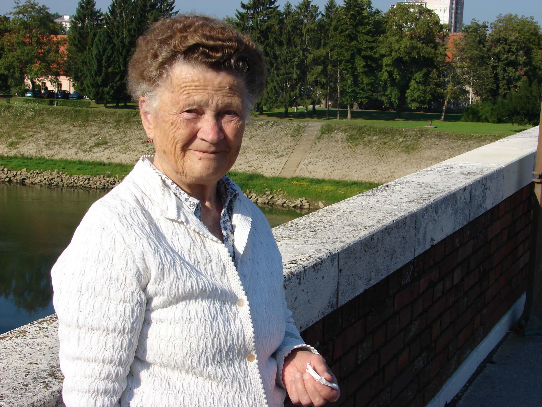 """Baka Kata (84): """"Kakvo ljetovanje? Bila sam samo jednom u životu na moru"""""""