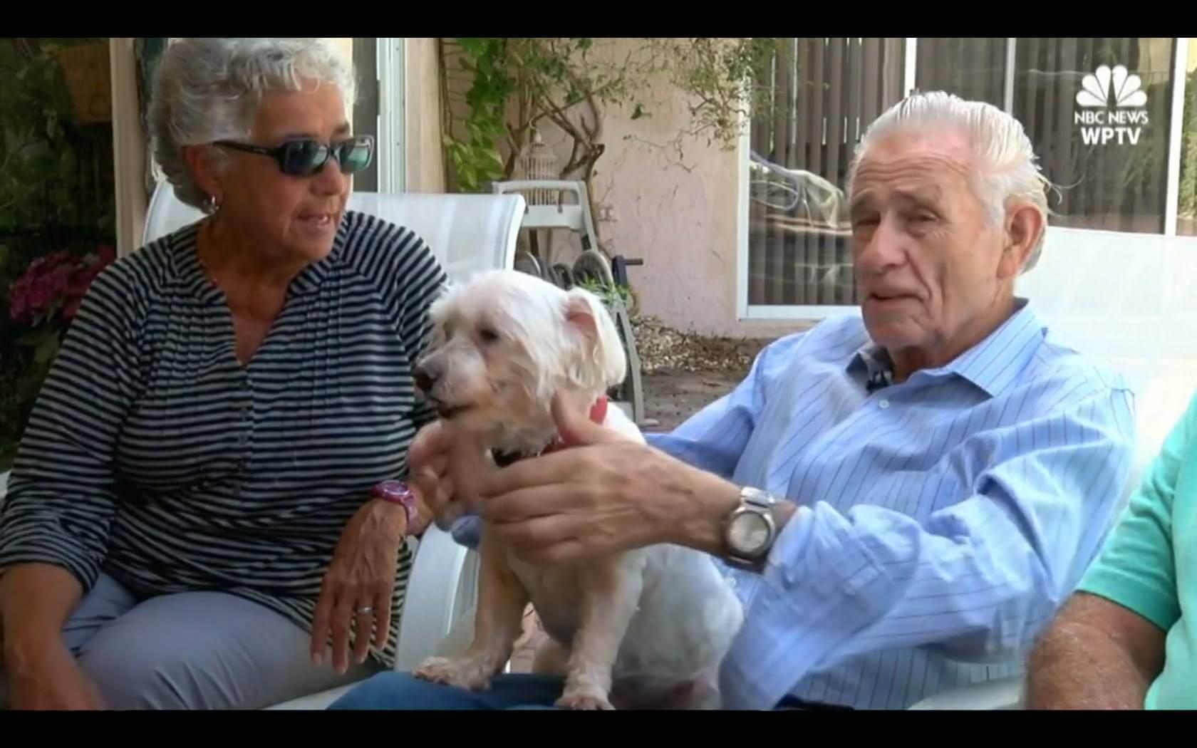 """Pametni pas zvao susjede u pomoć usred noći nakon što mu se vlasnik srušio: """"Spasio mi je život!"""""""