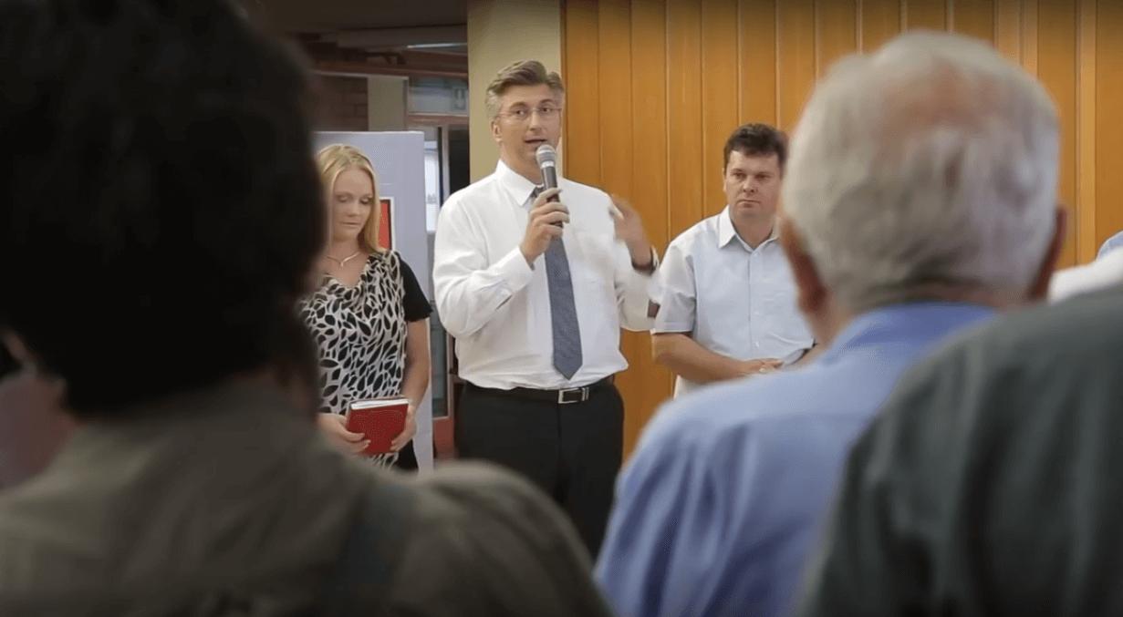 Plenković predstavio Nacionalni plan oporavka: Evo što se mijenja po pitanju mirovina