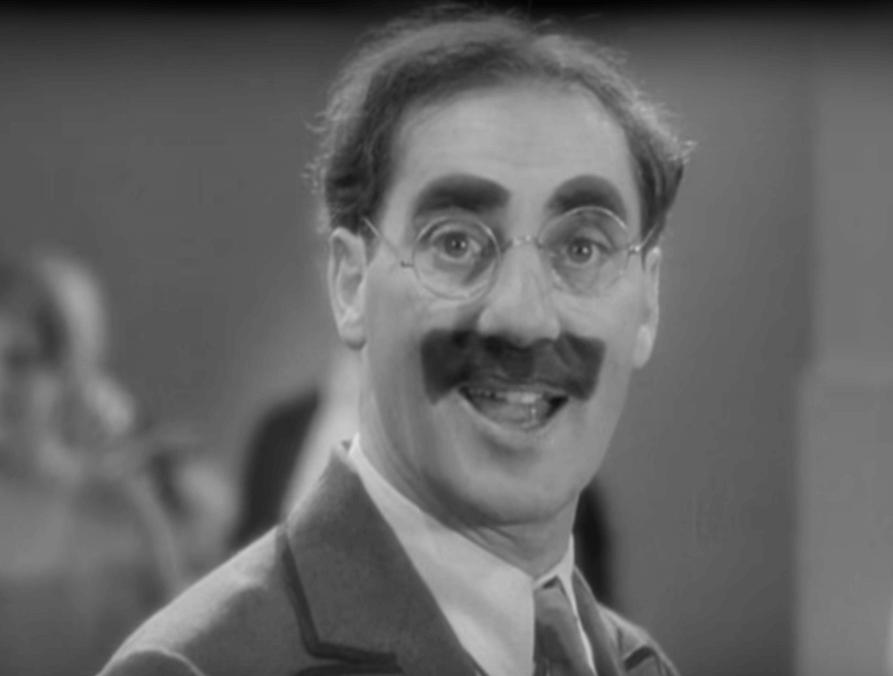 [2.10.] Pročitajte 10 najsmješnijih citata legendarnog komičara Groucha Marxa