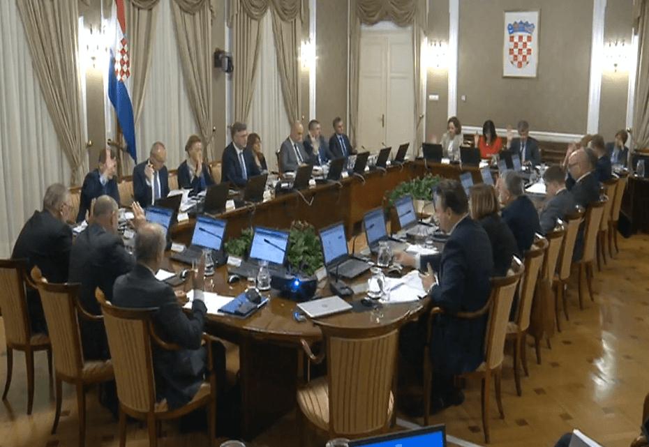 """Plenković i Pavić: """"Mirovine su narasle 6,39 posto, očekujemo i sličan rast sljedeće godine"""""""