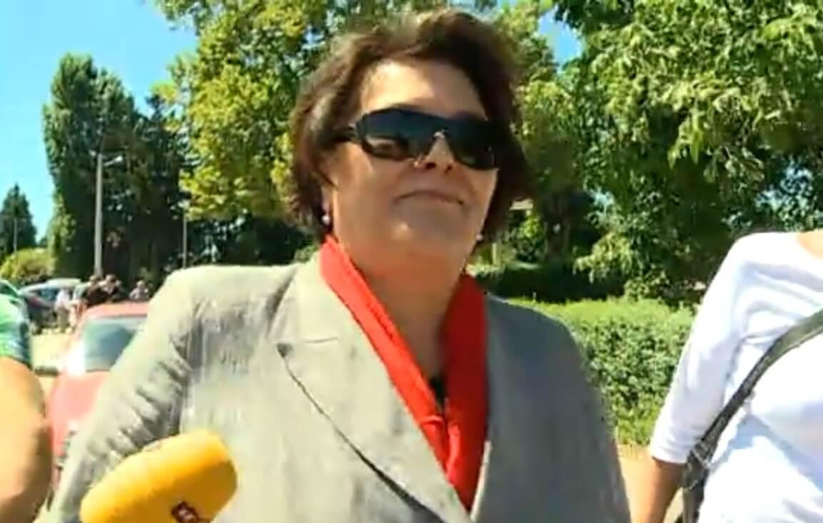 Mirjana Sanader mora u mirovinu, odbili joj zahtjev da nastavi raditi kao profesorica
