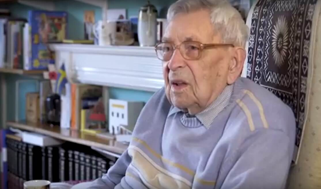 Najstariji Britanac slavi 111. rođendan, otkrio i tajnu dugog života