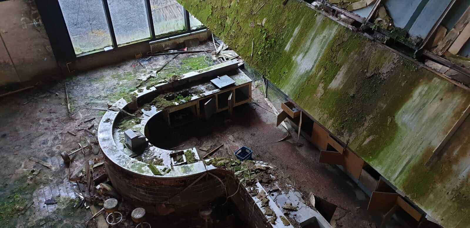 [FOTO] Pogledajte unutrašnjost 'kumrovečke škole', ima li potencijala za rekreativni turizam?