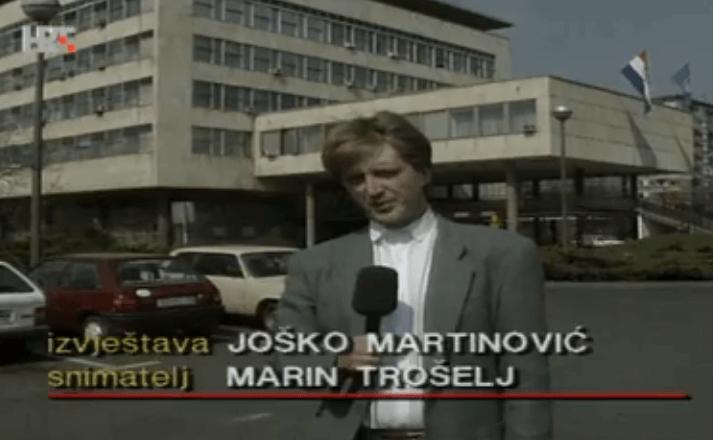 [VIDEO] Pogledajte HRT-ovu prvotravanjsku šalu iz 1993. godine: Rijeka Sava ima novo ime