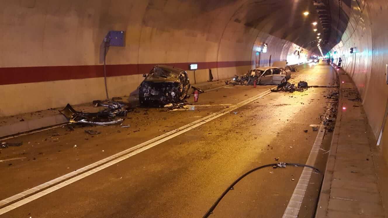 Teška nesreća u tunelu Sv. Ilija: Jedan mladić preminuo, teško stradao i nadbiskup