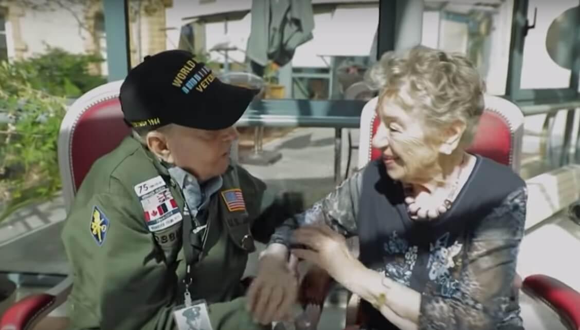 """[VIDEO] Spojili se 75 godina nakon rastanka: """"Uvijek sam te volio…"""""""