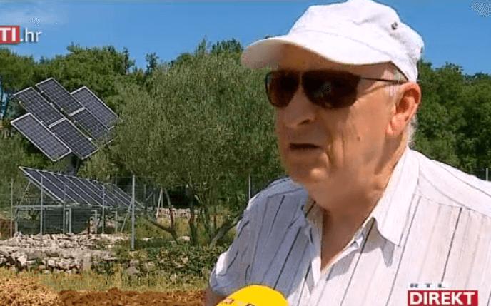 """Umirovljeni svećenik (83) s Krka provodi električnu revoluciju: """"To može svatko"""""""