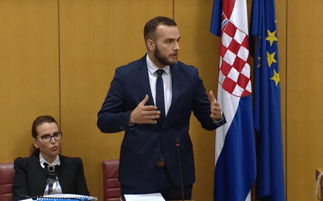 """Rešetanje Aladrovića u Saboru: """"Vaš je zadatak pronaći novce za brži rast mirovina"""""""