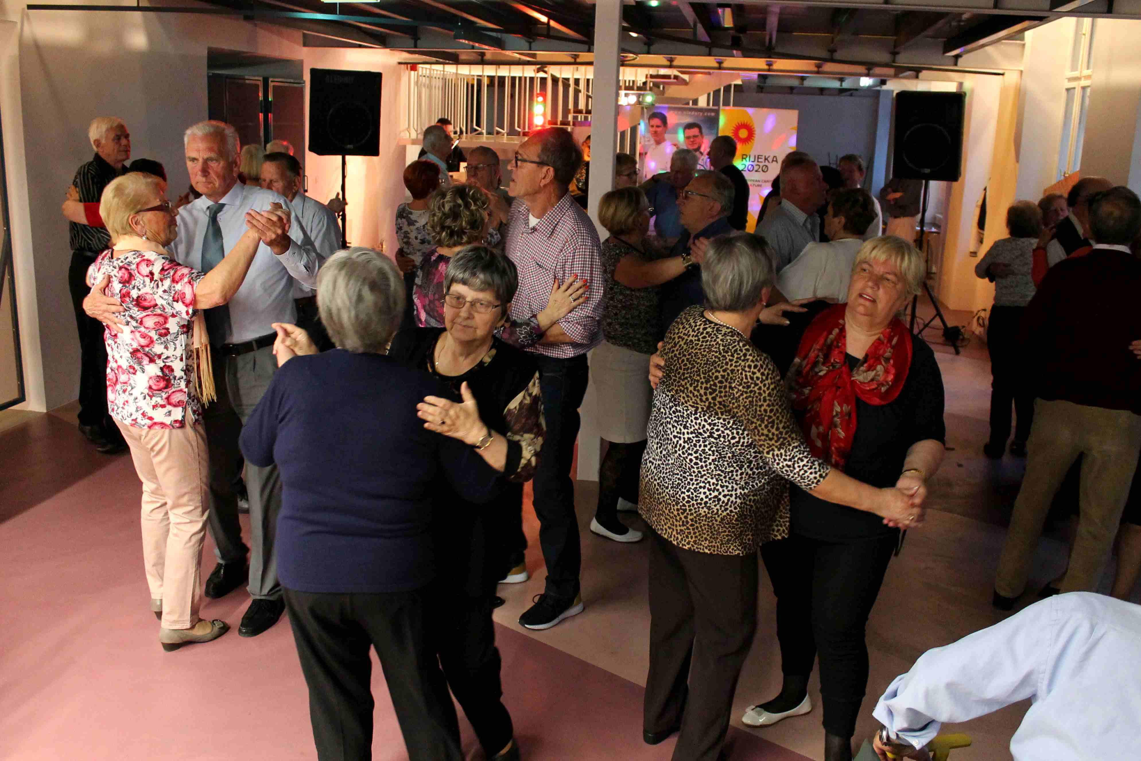 Zadnje izdanje Riječkih plesnih večeri za umirovljenike i starije osobe