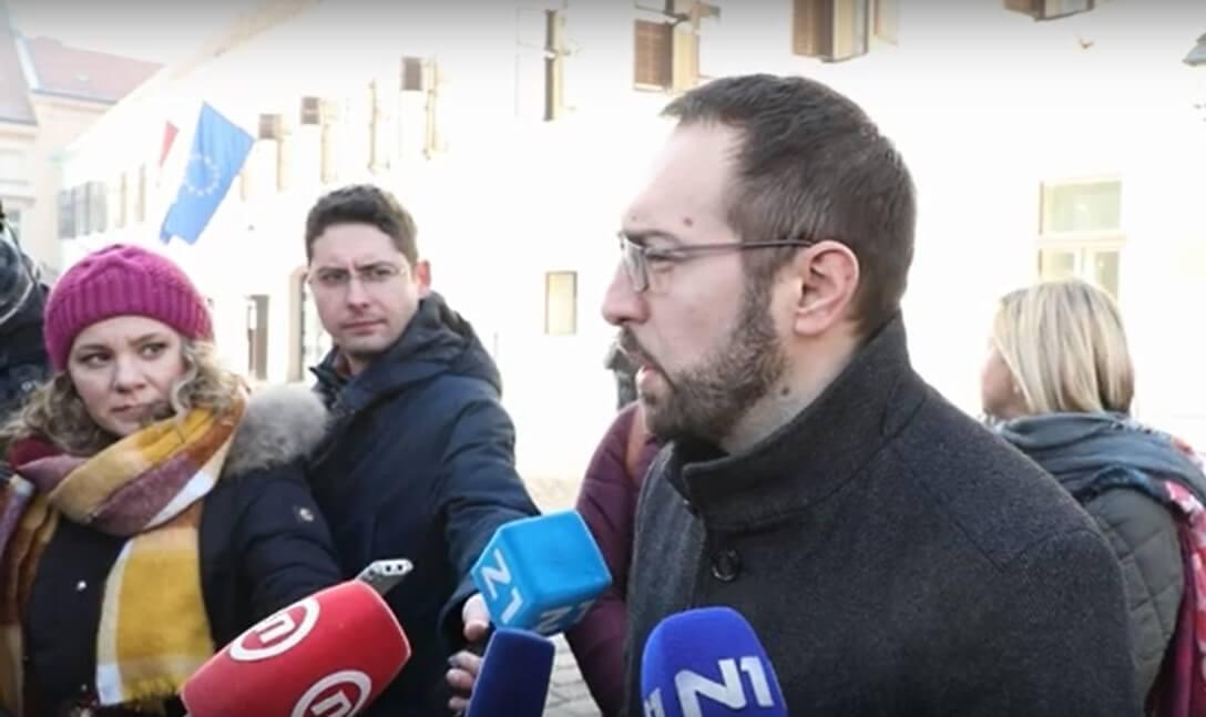 Platforma Možemo! traži smjenu ministrice Vesne Bedeković zbog tragedije u Andraševcu