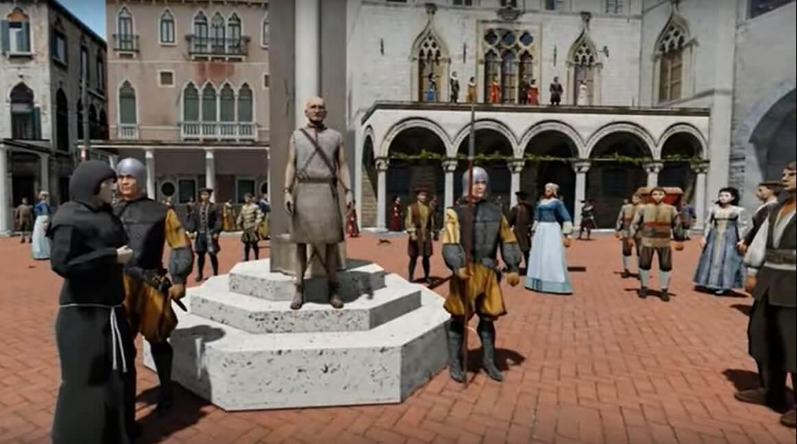 Umirovljenik objavio nevjerojatnu 3D animaciju renesansnog Dubrovnika