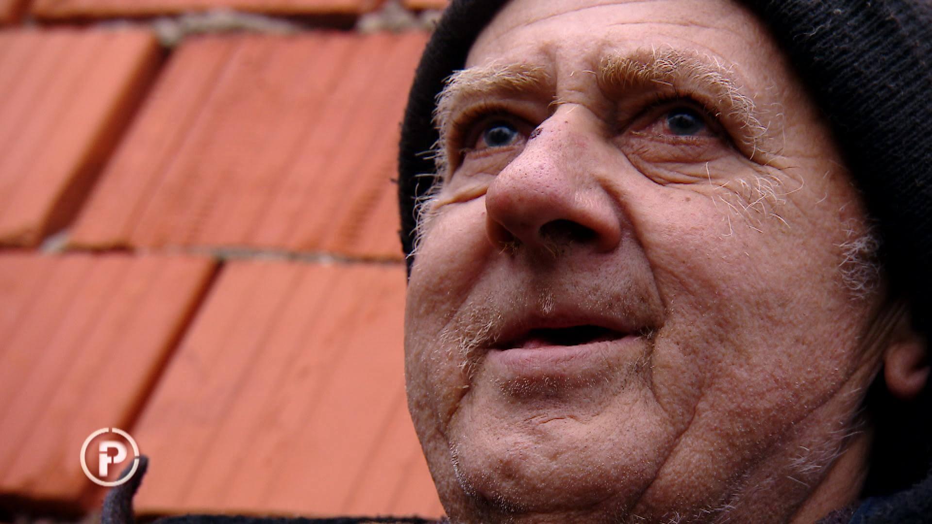 Ovaj 70-godišnjak živi gladan i slijep u ruševini bez grijanja, ali pomoć stiže!