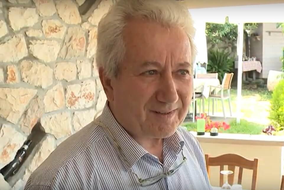 Istra tuguje za svojim Ninom (70), prvom žrtvom koronavirusa u Hrvatskoj