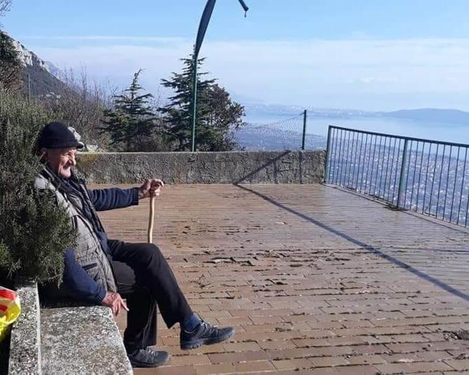"""Tomislav (90) donedavno je obrađivao polje: """"Da mogu, i danas bih orao"""""""