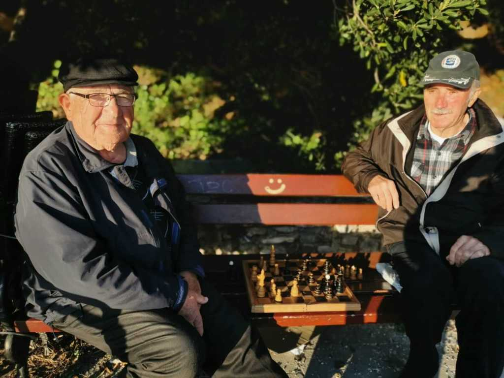 šah umirovljenici