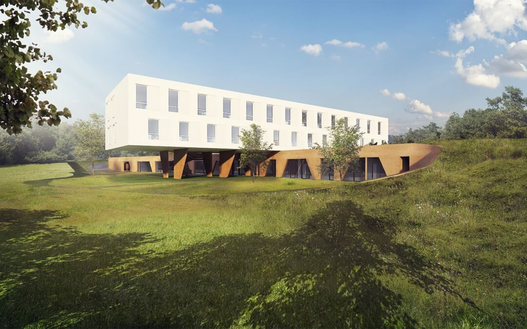Unatoč koroni, nastavlja se izgradnja ovog modernog doma za starije u Hrvatskoj