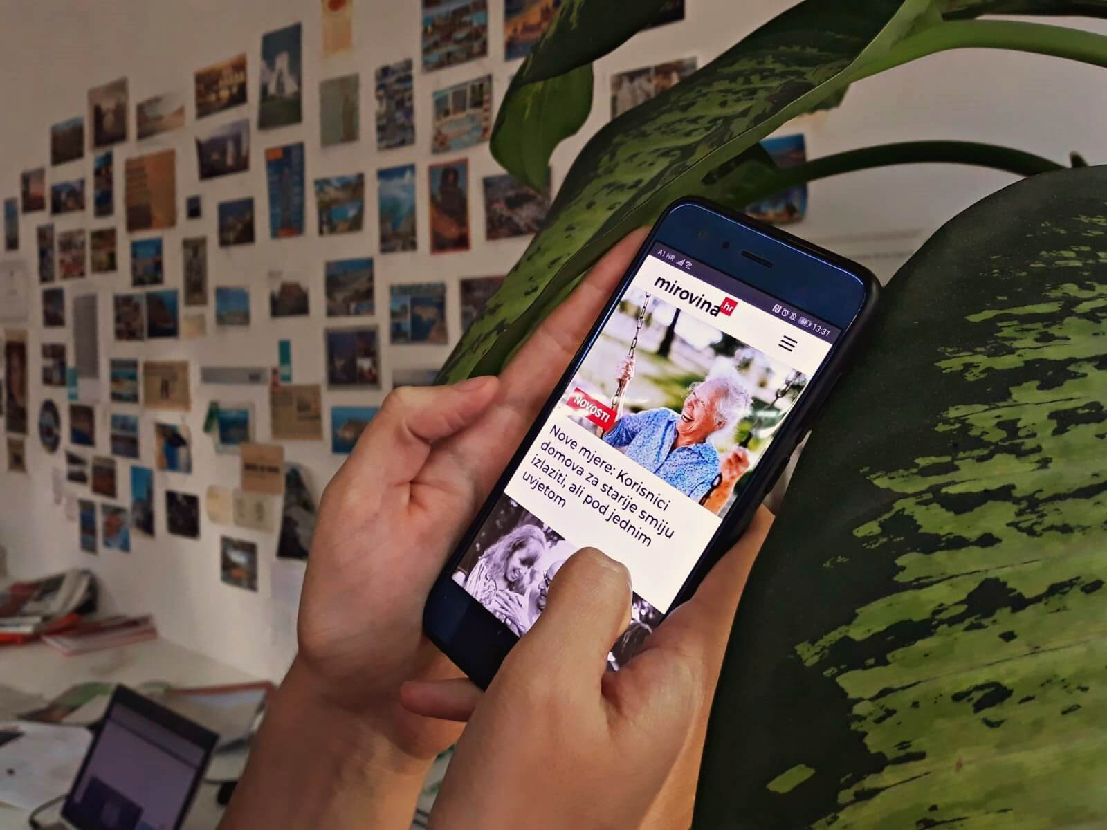 Od sada portal mirovina.hr možete čitati i putem aplikacije