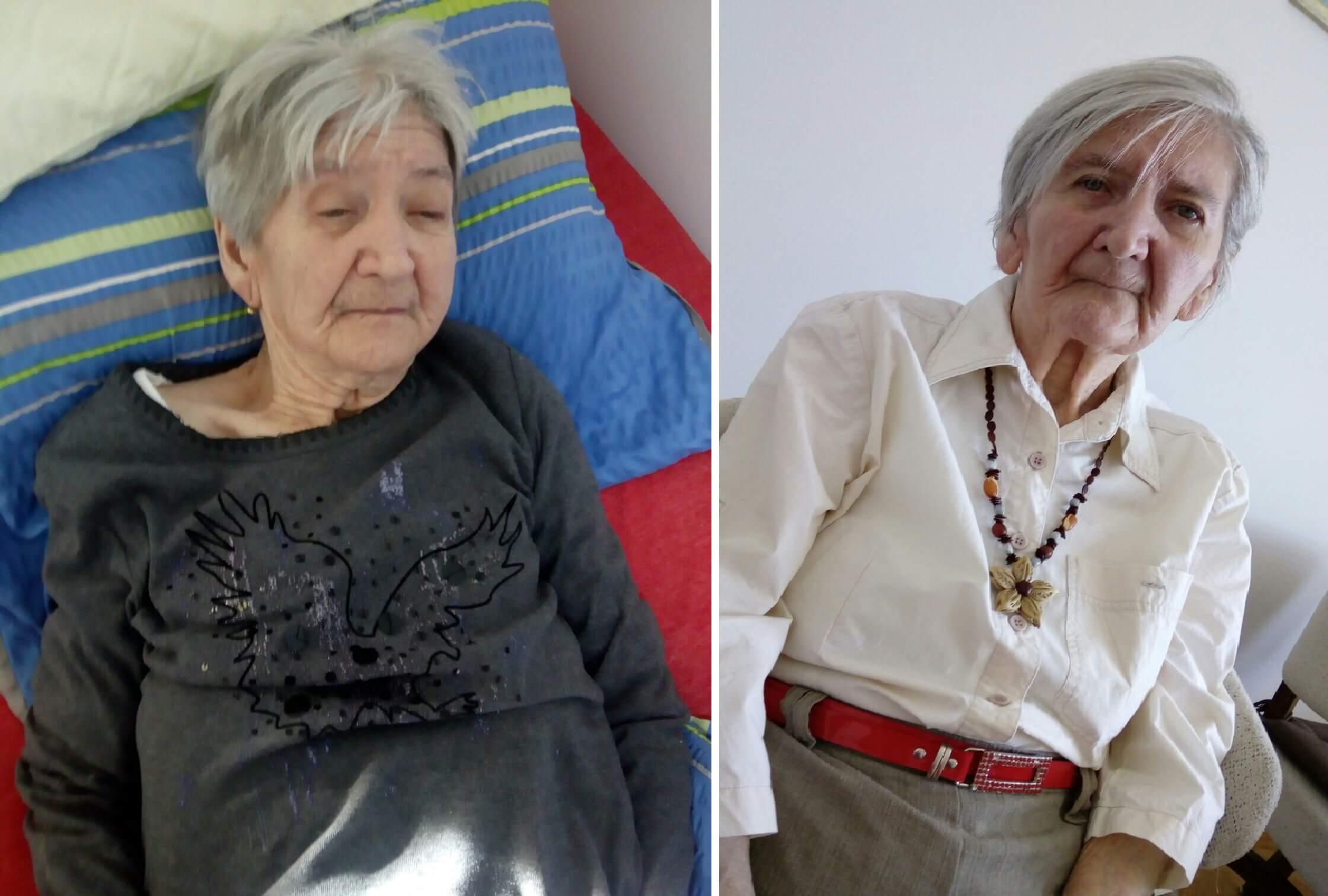 Potresna priča iz doma strave: Majku su držali zaključanu, gotovo gladnu i žednu, imala je 38 kilograma!