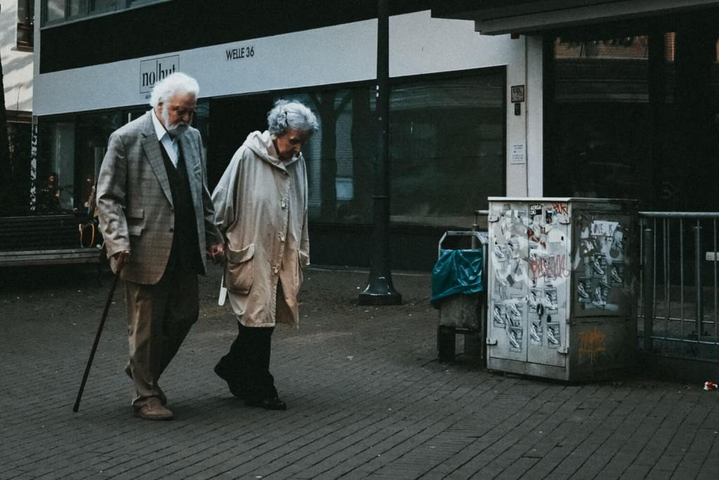 stariji par