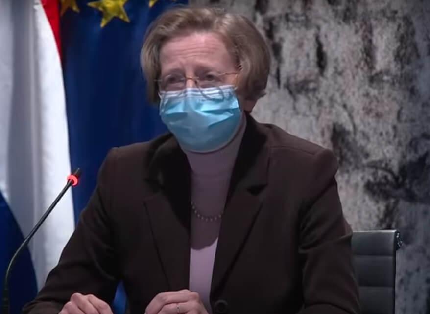 Markotić govorila o posljedicama onih koji se oporave: Nemojte odgađati dolazak u bolnicu