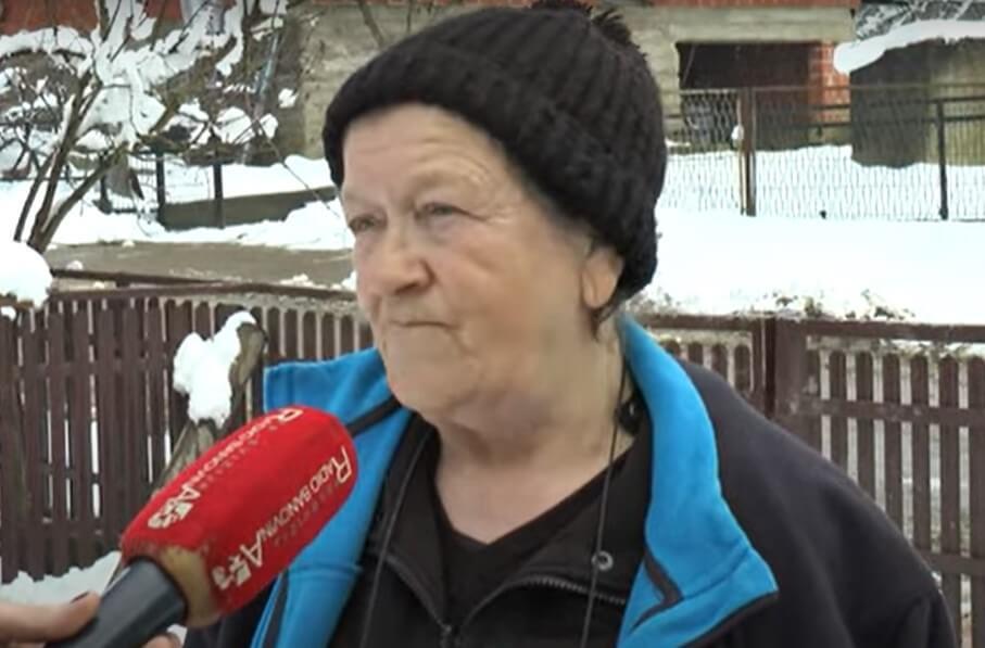 """Đurđica (70) iz kontejnera gleda srušenu kuću: """"Ne znam hoću li doživjeti obnovu"""""""