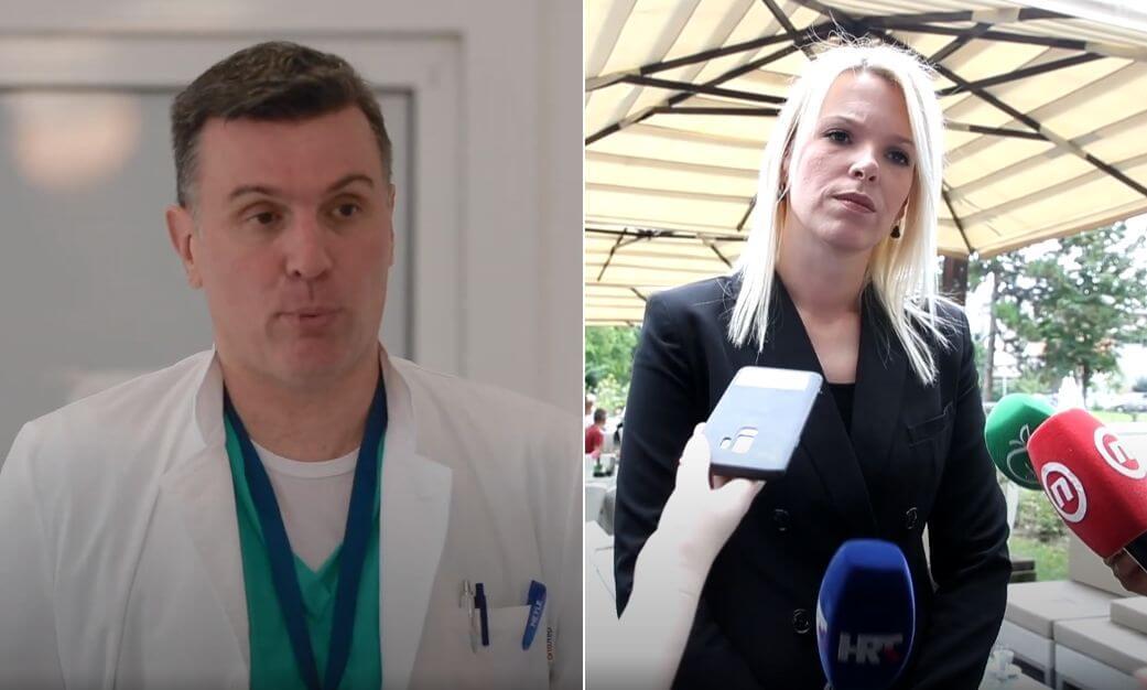 Liječnik Trpimir Goluža: Iskra Primorac treba podnijeti ostavku ili je Vlada RH mora smijeniti