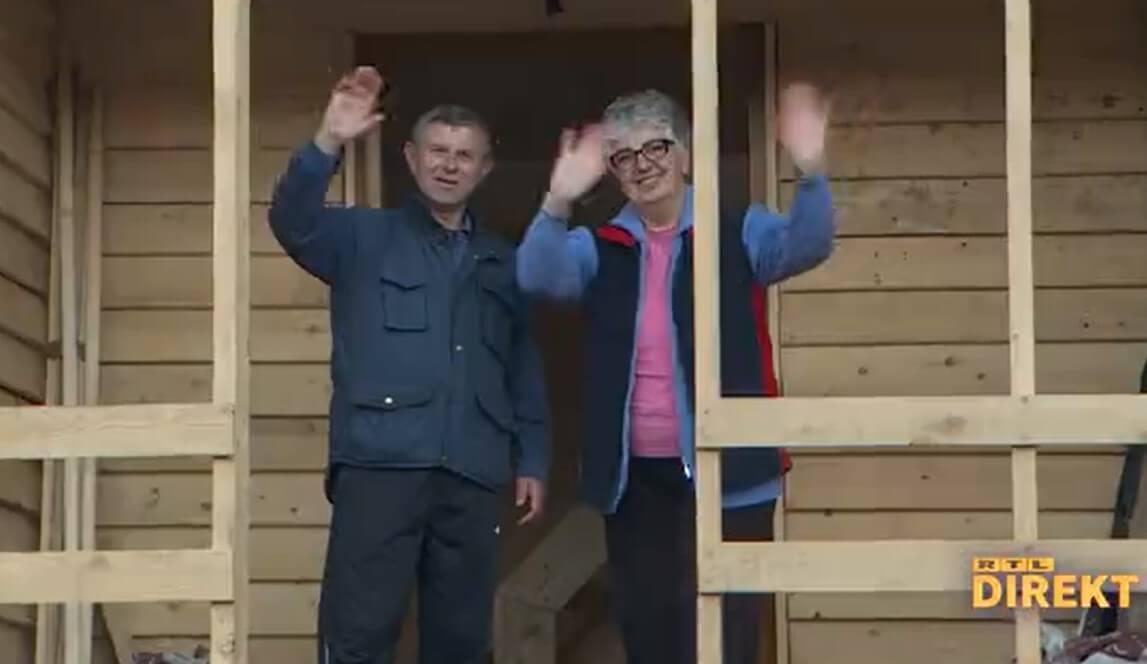 Drvene kućice: Rješenje za starije koji su nakon potresa ostali bez domova