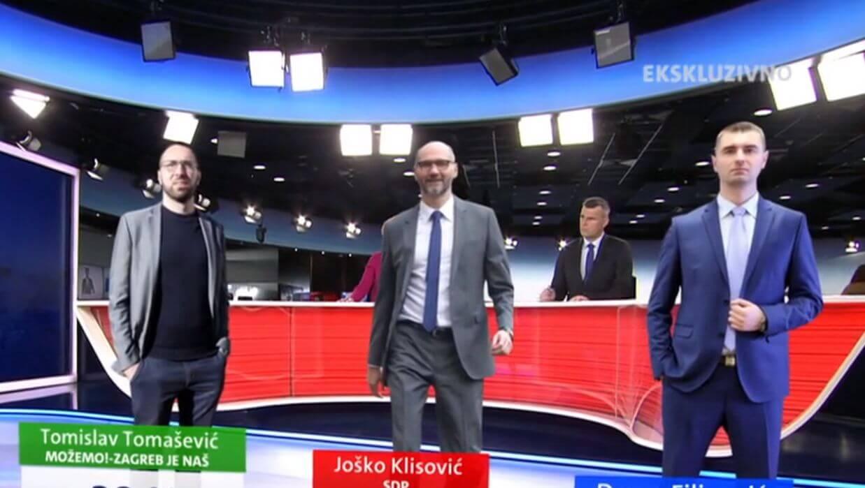 Stigle prve ankete: Da su lokalni izbori u Zagrebu danas, jedan kandidat osvaja gotovo 40 posto glasova!