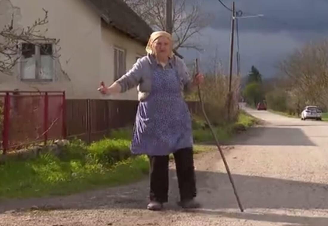 """Umirovljenica komentirala posjet ministra: """"Gledam jesu li to neki svatovi, a nemam rakije"""""""