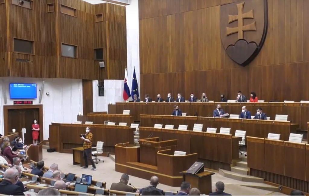 slovacki parlament