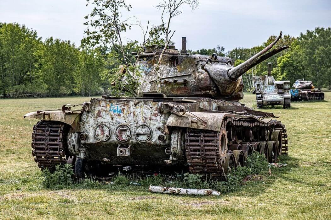 Njemačke vlasti zbunjene: Što napraviti s umirovljenikom kod kojeg je u podrumu pronađen tenk
