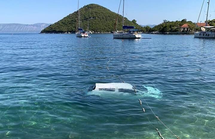 Umirovljenik (79) poginuo na Mljetu: Autom se odvezao ravno u more!