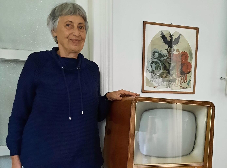 Umirovljenica Tehničkom muzeju poklonila očuvani televizor iz 50-ih godina