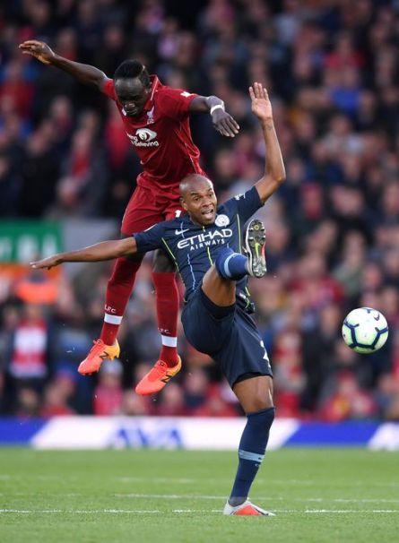 Bildergebnis für Riyad Mahrez Misses Penalty as Manchester City Spurn Chance to Win at Liverpool