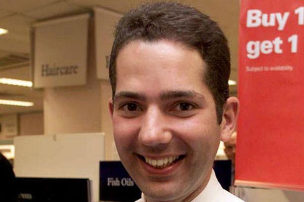Allegations: Tory MP Jonathan Djanogly