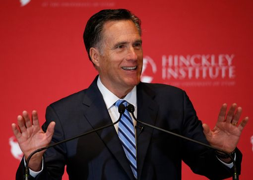 On Thursday, Mitt Romney joined other politicians in declaring Trump unfit for office.